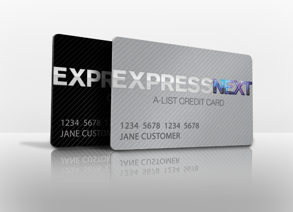 New express loyalty program expands beyond credit card holders every 2500 points earned can be redeemed for reward certificates 10 for non credit card holders and 15 for credit card holders reheart Choice Image