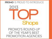 PROMO's Top Shops