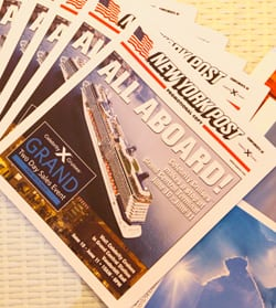 Celebrity Cruises event marketing