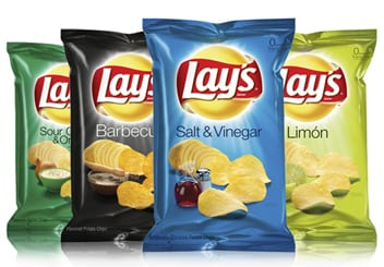 Betting pro lays flavor