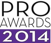 2014 PRO Awards Logo
