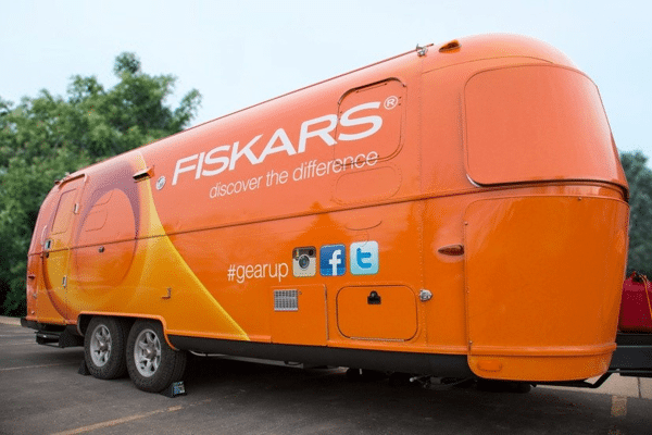 Fiscars Discover the Difference Tour