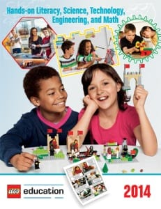 lego fall catalog cover