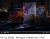 Kellogg's While You Sleep