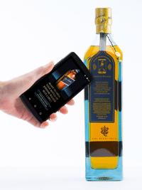 Johnny Walker Smart Bottle