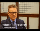 video interview with Loews CMO Bruce Himelstein