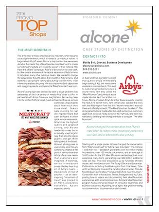 Alcone Case Study