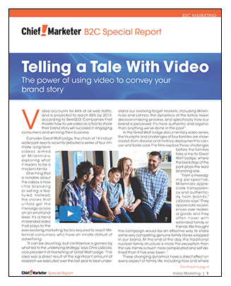 Video Marketing Special Report