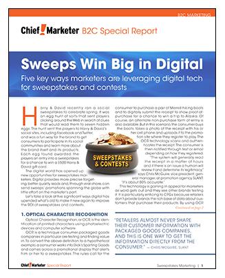 CM Sweeps Special Report