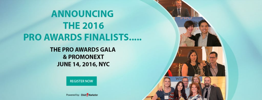 Awards and PromoNext Header