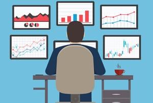 Workstation, web analytics information and development website s