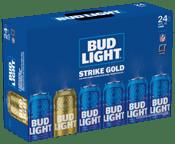 "Bud Light ""Strike Gold"""