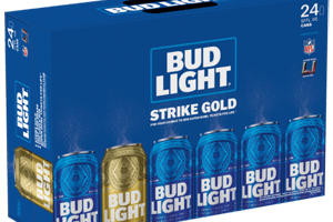 """Bud Light """"Strike Gold"""" Sweepstakes Offers Super Bowl"""
