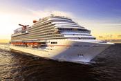 Carnival Cruise Vista Ship