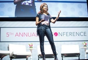 Creative director Kat Gordon established The 3% Conference to help champion female creative talent and leadership.
