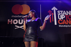Jennifer Hudson Masterpass House