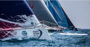 HCL's IT partnership with Volvo made sponsorship of the ocean race a natural fit.