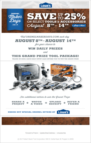 dremel maker days