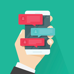 messaging apps and chatbot