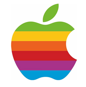 Speculation Abounds Over Return of Apple Rainbow Logo