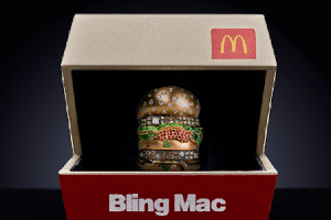 McDonald's Bling Mac Contest