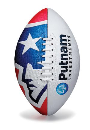 Putnam Investments NFL Sponsorship