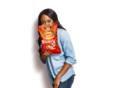 Smile with Lay's campaign