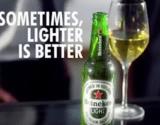 Sometimes Lighter is Better