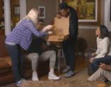 doorbell dance pizza hut