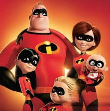 incredibles marketing