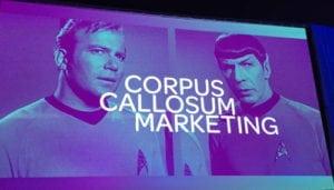 Spock Kirk ANA Masters of B2B