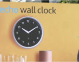 Alexa wall clock
