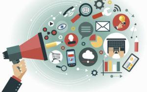 social media brand digital