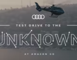 Audi Test Drive to the Unknown