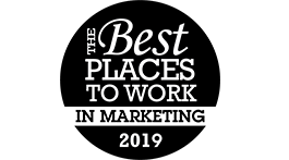 Chief Marketer Best Places to Work in Marketing Logo