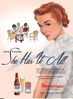 Budweiser International Women's Day