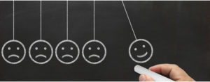 content marketing smile