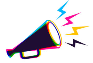 marketing megaphone