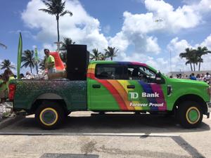 TD Bank LGBTQ Marketing