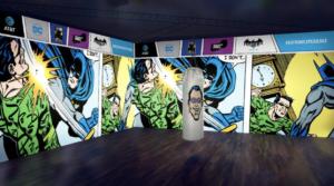 comic con batman
