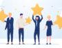 customer experience stars