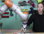 video robot arm