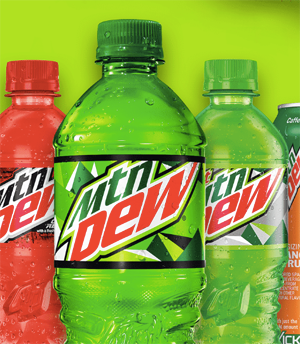 How Mountain Dew Turned Around Softening Sales in Western