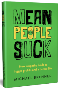 mean people suck michael brenner