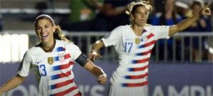 women soccer sports sponsorship