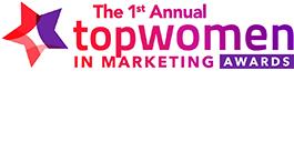 Chief Marketer Top Women in Marketing Logo